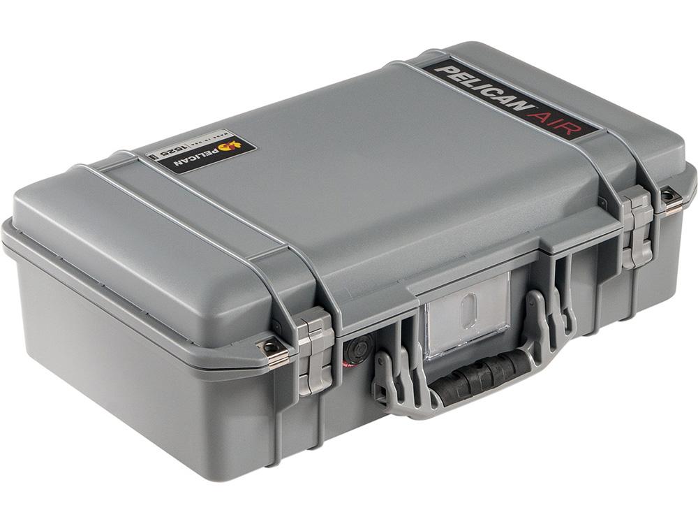 PELICAN(ペリカン)エアケース 1525 フォームなし SILVER [シルバー] [015250-0010-180] ハードケース 防水性・耐衝撃性・防塵性 保護ケース カメラ用品