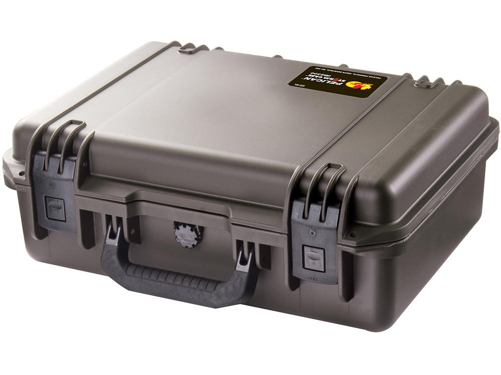 PELICAN(ペリカン)iM2300 ストーム フォーム付 BLACK [ブラック] [IM2300-00001] 携帯ケース スキューバダイビング ハードケース