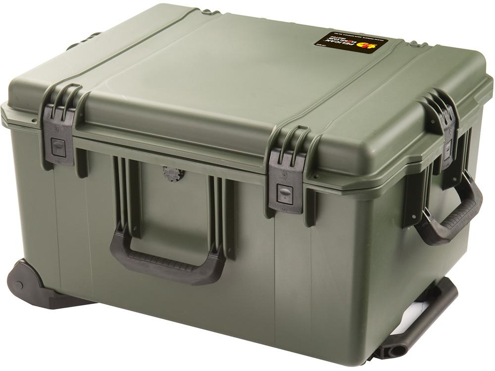 PELICAN(ペリカン)iM2750 ストームケース フォームなし ハードケース OD GREEN [ODグリーン [IM2750-30000] 保護ケース スキューバダイビング ハードケース
