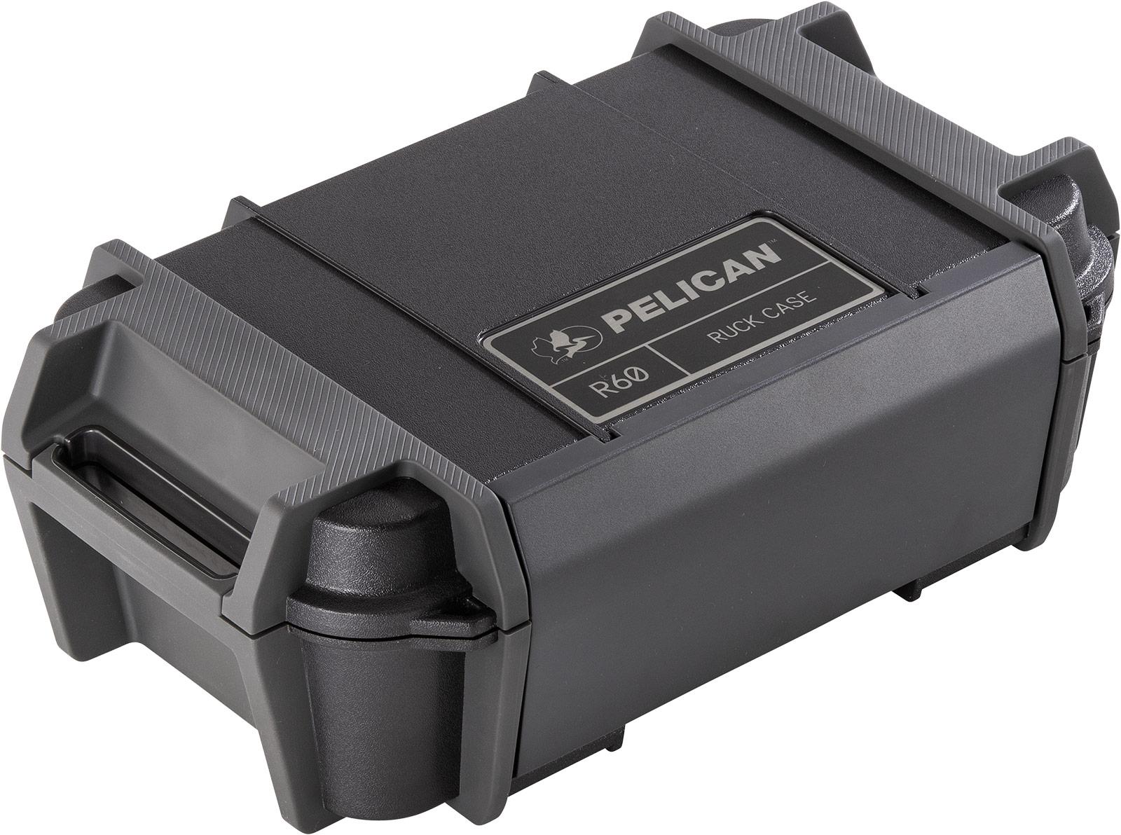 PELICAN(ペリカン) RUCK CASE R60 ラックケース カラー全4色 保護ケース ベルクロ付 防水 耐衝撃 防塵 ハードケース