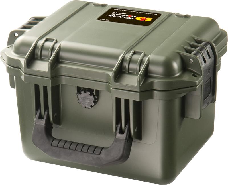 PELICAN(ペリカン)iM2075 ストームゴープロケース フォーム付 ODG REEN [ODグリーン][IM2075-30001] 携帯ケース スキューバダイビング ハードケース