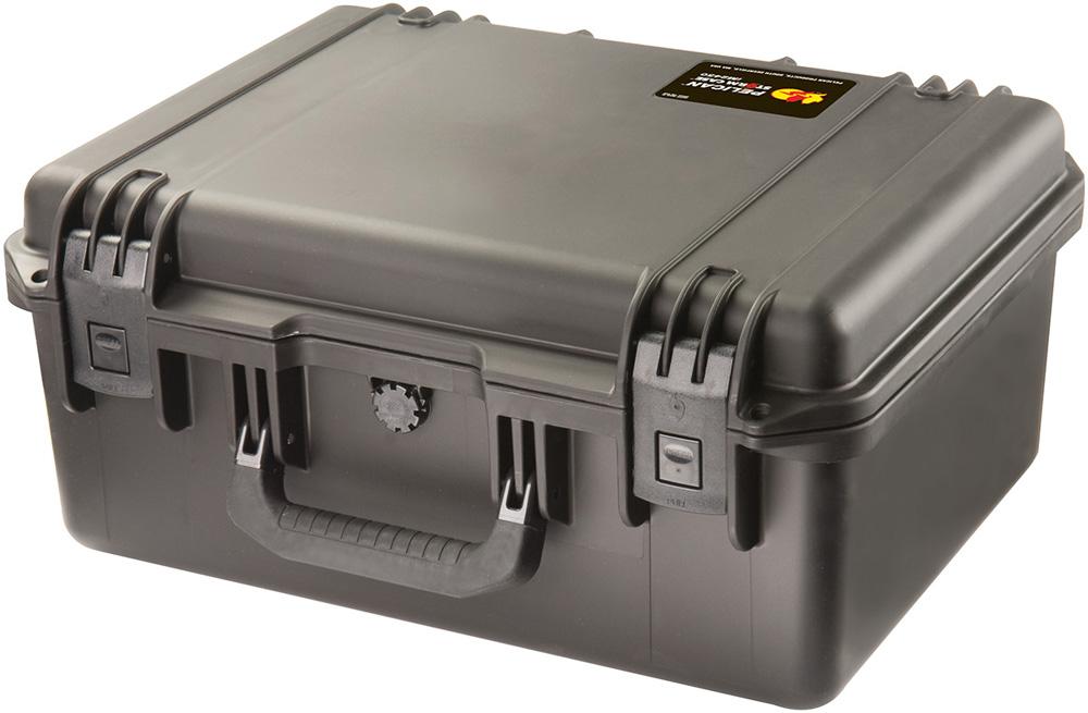 PELICAN(ペリカン)iM2450 ストームケース フォーム付 ハードケース BLACK [ブラック] [IM2450-00001] 保護ケース スキューバダイビング ハードケース