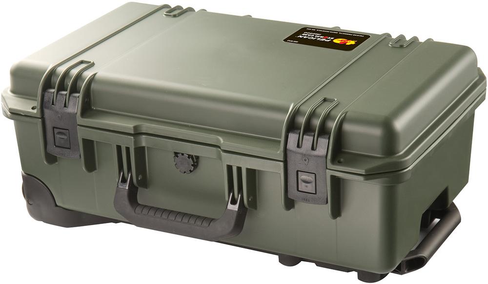 PELICAN(ペリカン)iM2500 ストームケース フォームなし ハードケース OD GREEN [ODグリーン] [IM2500-30000] 保護ケース スキューバダイビング ハードケース