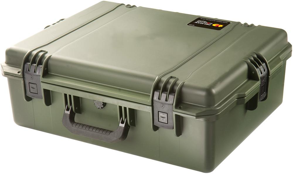 PELICAN(ペリカン)iM2700 ストームケース フォーム付 ハードケース OD GREEN [ODグリーン] [IM2700-30001] 保護ケース スキューバダイビング ハードケース