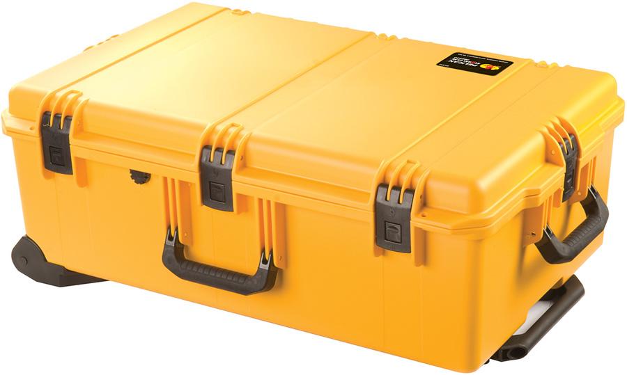 PELICAN(ペリカン)iM2950 ストームケース フォーム付 ハードケース YELLOW [イエロー] [IM2950-20001] 保護ケース スキューバダイビング ハードケース