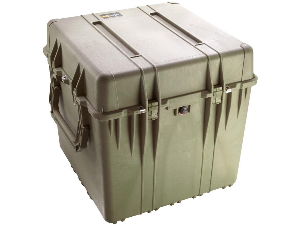 PELICAN(ペリカン)プロテクターキューブケース 0370 フォームなし OD Green [OD グリーン][0370-001-130] ダイビング PCケース