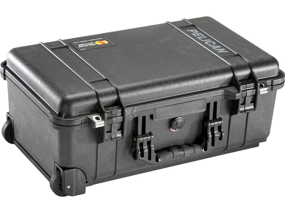 PELICAN(ペリカン)プロテクターケース 1510LFC ラップトップケース フォーム付 BLACK [ブラック][1510-008-110] ダイビング カメラ PC