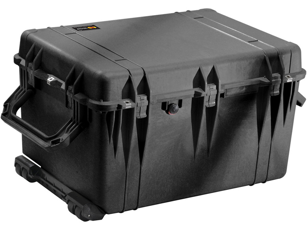 PELICAN(ペリカン)プロテクターケース 1660 フォーム付 BLACK [ブラック] [1660-020-110] キャスター付き ハードケース 収納可能な延長ハンドル