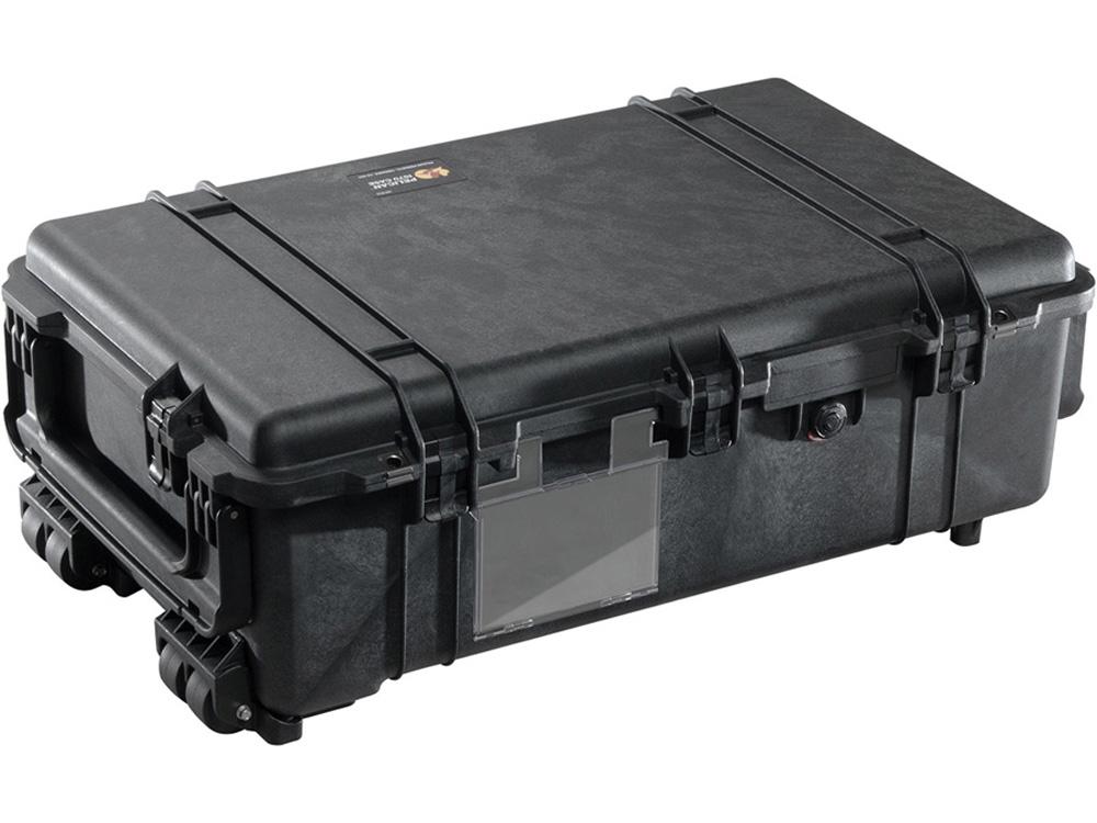 PELICAN(ペリカン)プロテクターケース 1670 フォーム付 BLACK [ブラック] スキューバダイビング ハードケース