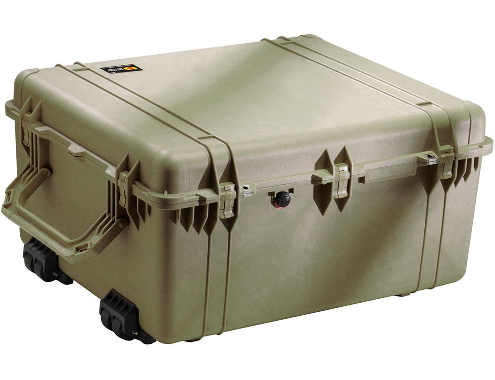 PELICAN(ペリカン)プロテクター ランスポートケース 1690 フォーム付 OD GREEN [ODグリーン] [1690-000-130] ダイビング カメラケース キャスター付