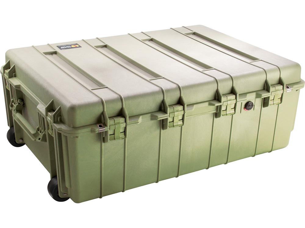PELICAN(ペリカン)プロテクター ランスポートケース 1730 フォーム付 OD GREEN [ODグリーン] ダイビング ハードケース キャスター付