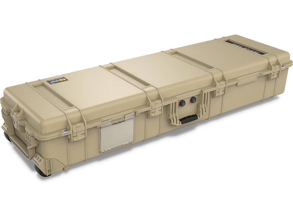 PELICAN(ペリカン)プロテクター 1770 ロングケース フォーム付 DESERT TAN [デザートタン] [017700-0000-190] ダイビング ハードケース キャスター付