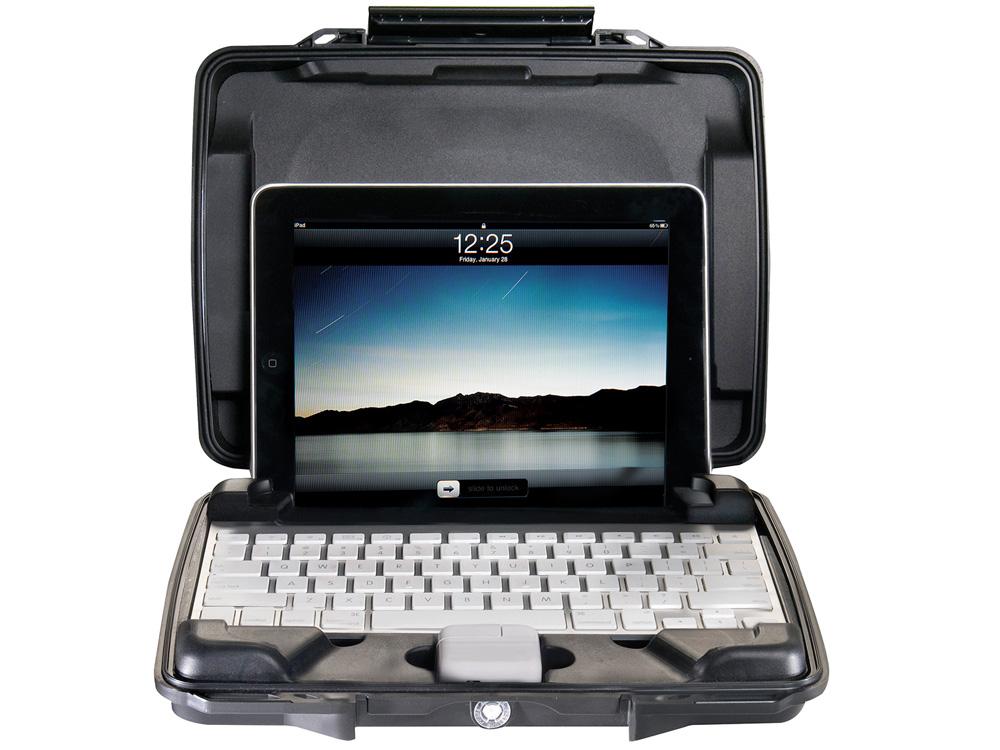 PELICAN(ペリカン)ハードバッグ i1075 タブレットケース BLACK [ブラック][1070-005-110] ipadケース ハードケース