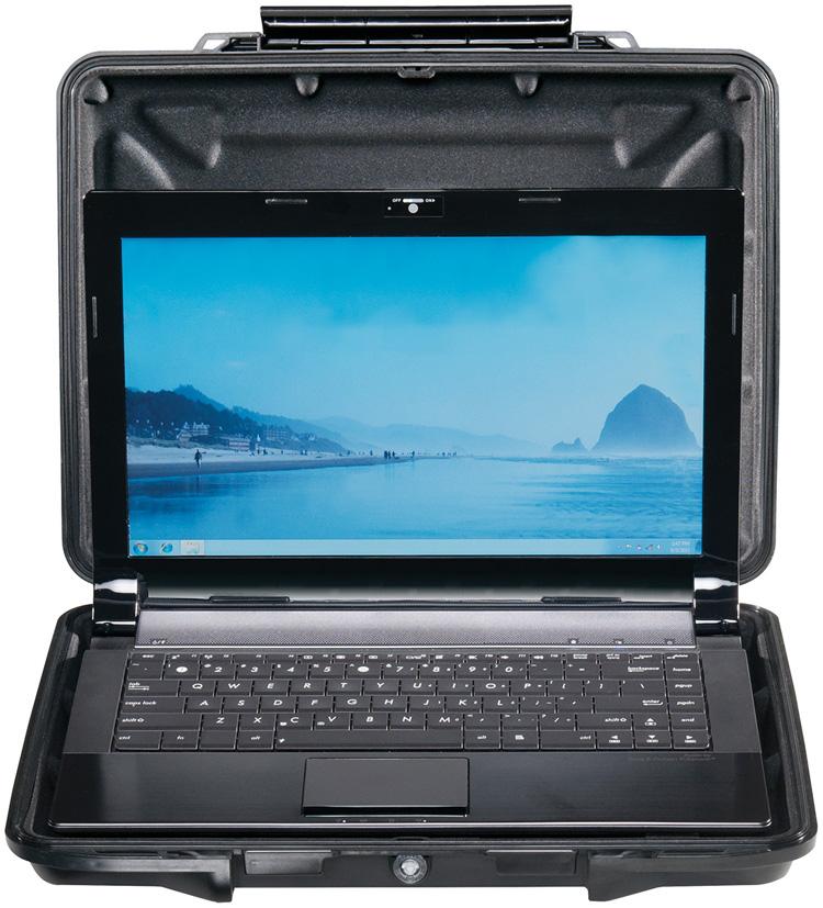 PELICAN(ペリカン)ハードバッグ 1085CC ラップトップケース BLACK [ブラック][1080-023-110] PCケース ハードケース