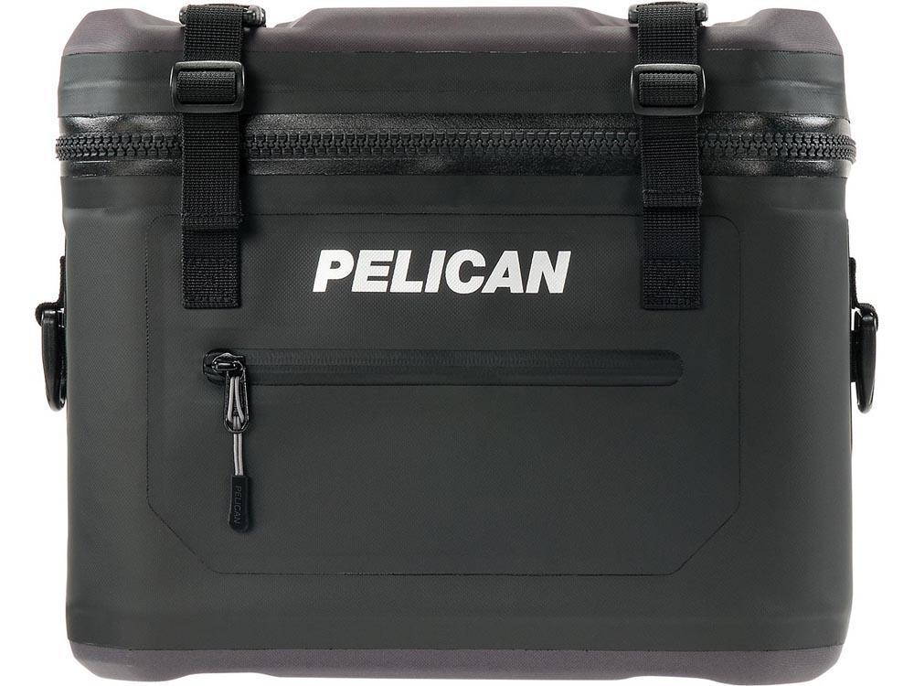 PELICAN(ペリカン) SC12 ソフトクーラー BLACK/GRAY [ブラック/グレイ][SOFT-SC12-BLK] クーラーボックス 保冷