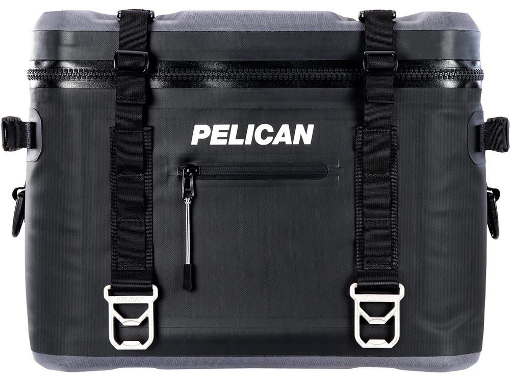 PELICAN(ペリカン)SC24 ソフトクーラー BLACK/GRAY [ブラック/グレイ][SOFT-SC24-BLK] クーラーボックス 保冷