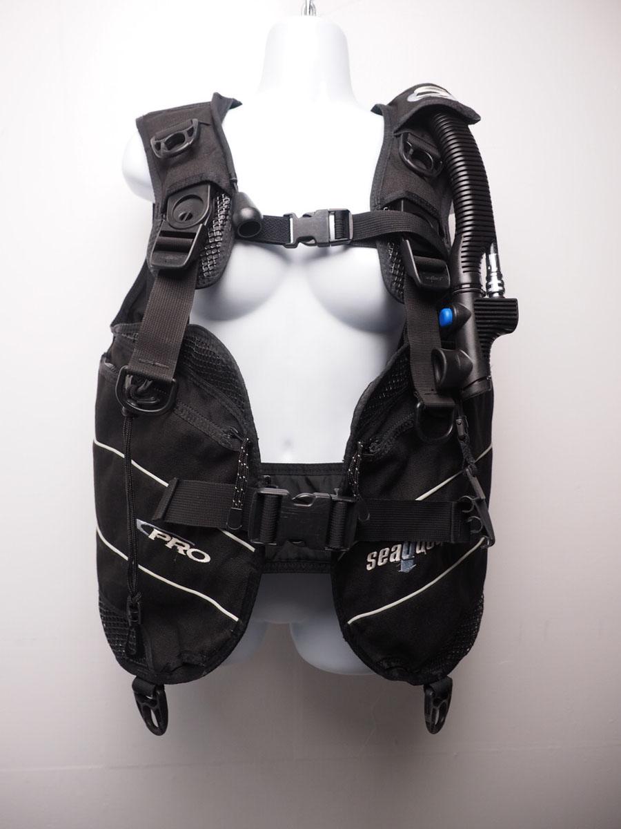 USED sea quest PRO BCジャケット Mサイズ OH済 ランクA [RYW31275]