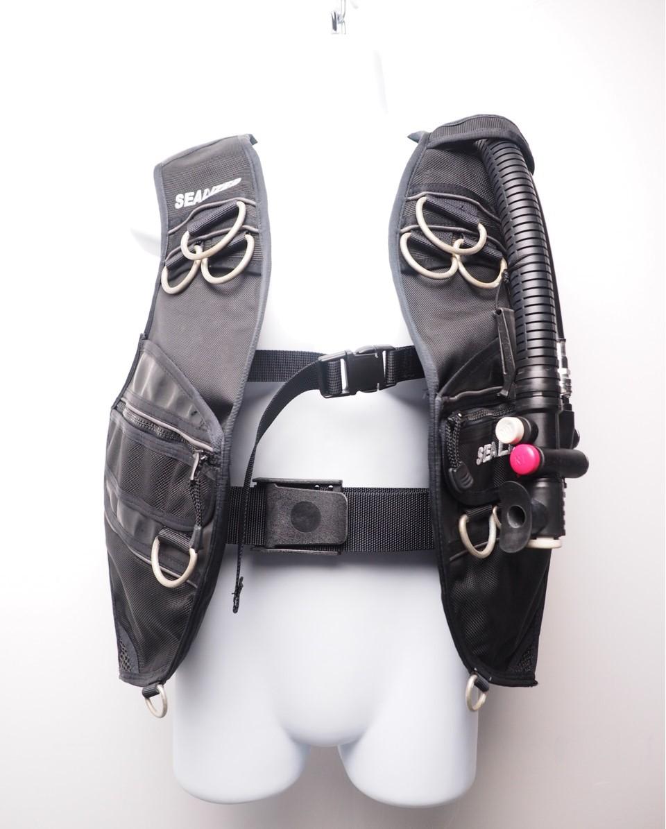 USED SAS SEALIZER X-2000 BCジャケット Sサイズ OH済 ランクA [RYW31281]