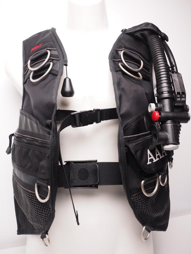 USED SAS PRO-X SEALIZER X-2000 BCジャケット Mサイズ OH済 ランクA [RYW31404]