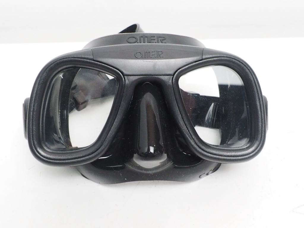 Black Silicone by Omer OMER Abyss Mask