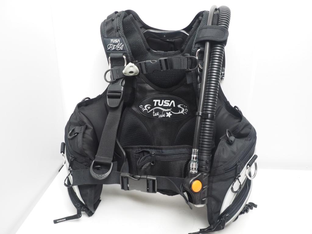 USED TUSA BCJ-940 Tina BCジャケット レディース サイズ:XS ランクAA [W34856]