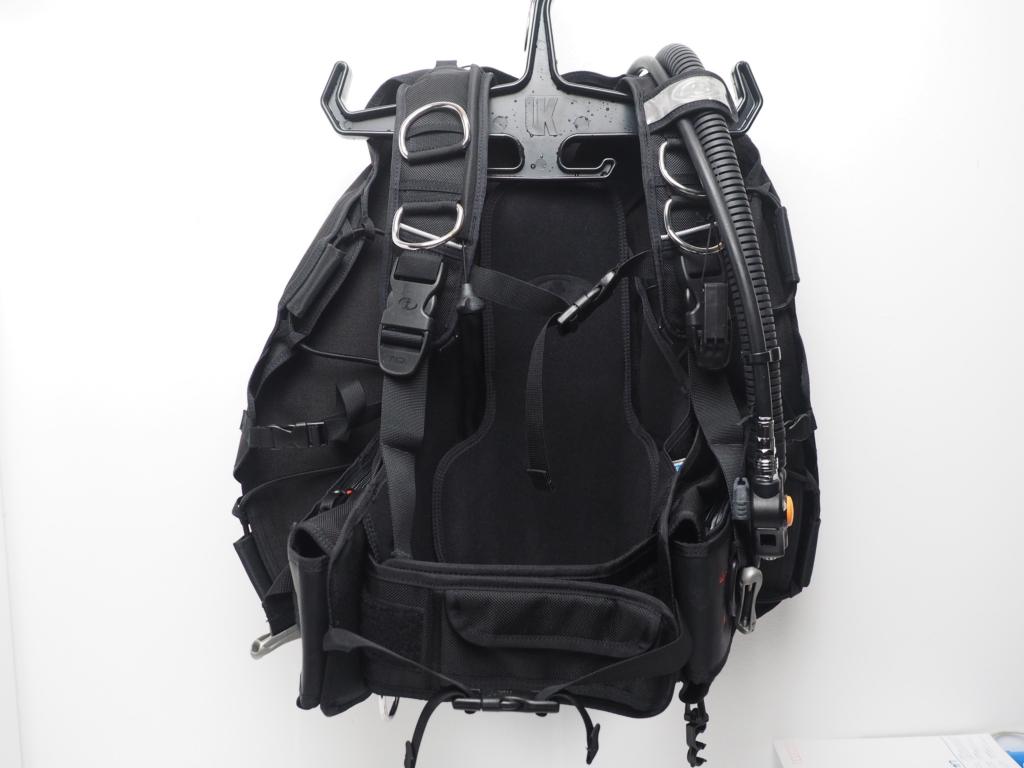 未使用 TUSA BCJ-5900 IMPREX PRO バックフロート BCジャケット サイズ:S-M [W35735]