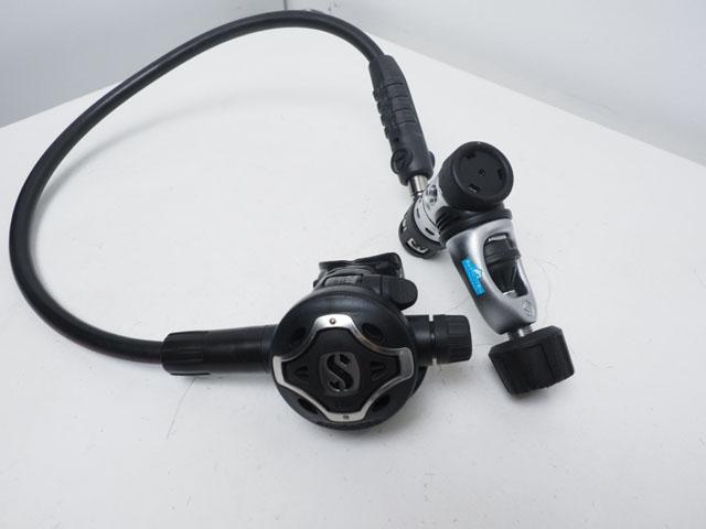 USED SCUBAPRO スキューバプロ MK25/S600 レギュレター [38058]
