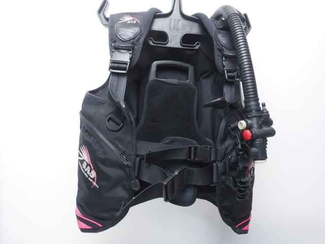 USED SAS エスエーエス LAND MARK ランドマーク7 AACS- BCジャケット サイズ:S ランクA [W37551]