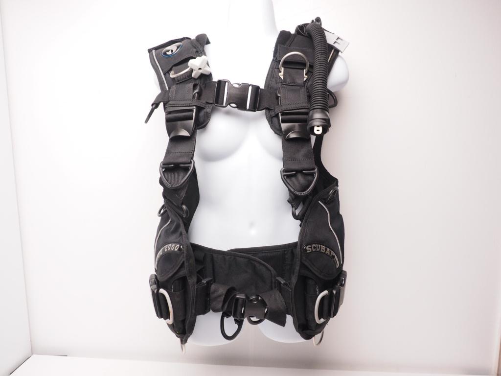 USED SCUBAPRO GLIDE2000 BCジャケット サイズXS(S) OH済 [RYW32319]