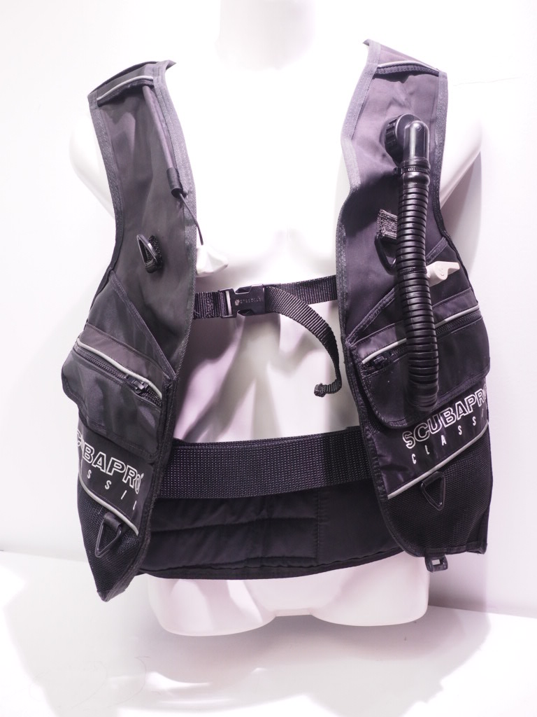 USED SCUBAPRO CLASSIC BCジャケット サイズ:M(L) OH済 [RYW32556]