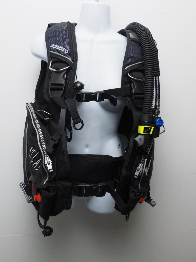 未使用 AQUATEC ATLAS BCジャケット サイズ:S [RYW33760]