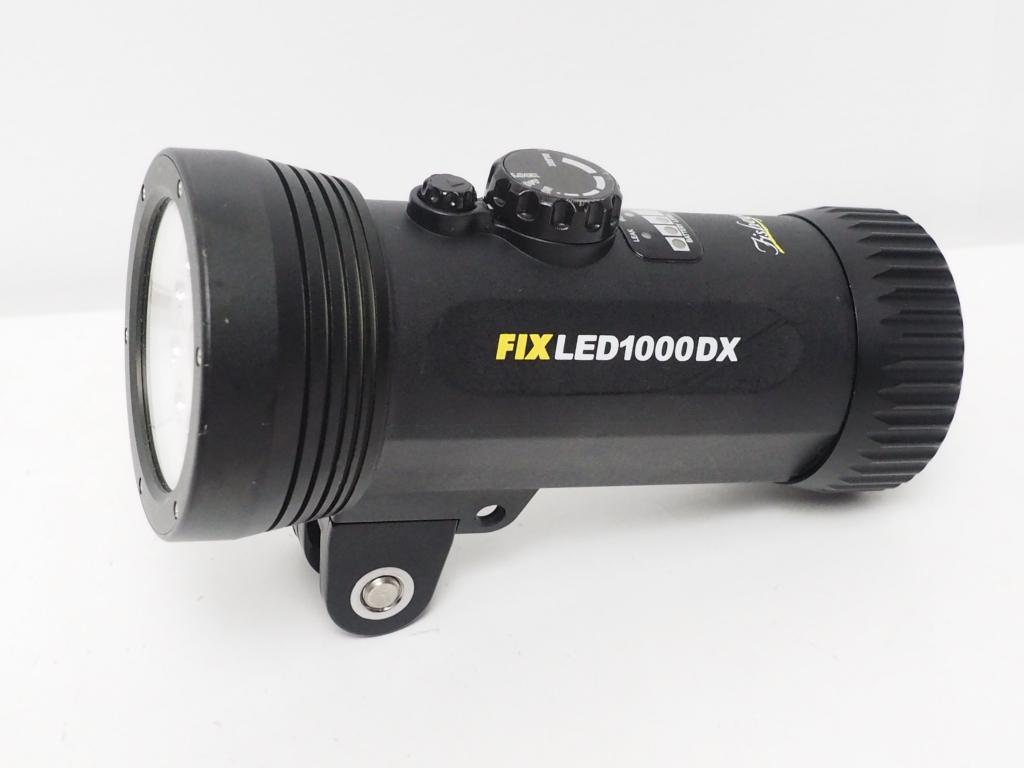 USED Fisheye FIX LED1000DX 水中ライト ランクAA [33904]