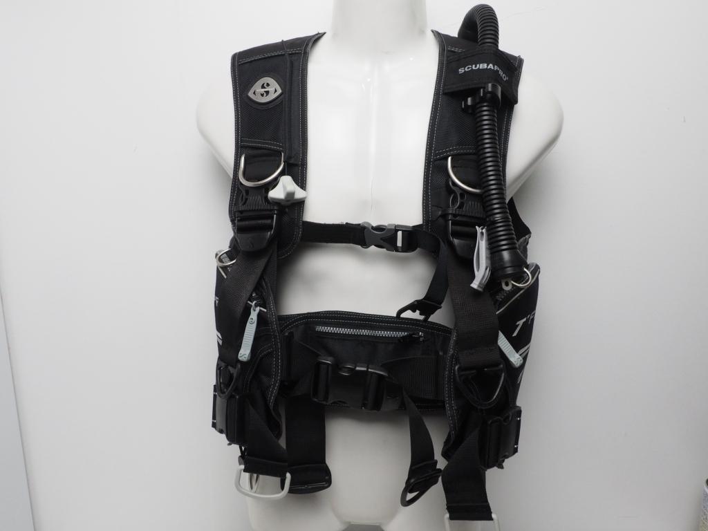 USED SCUBAPRO T-FORCE BCジャケット サイズ:S(M) ランクAA [W34392]