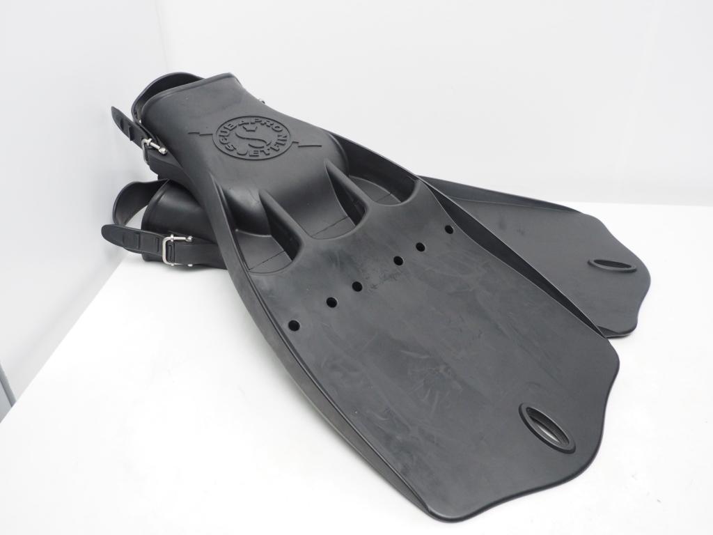 新品 アウトレット SCUBAPRO JET FIN ジェットフィン ブラック サイズ:XL [34851]