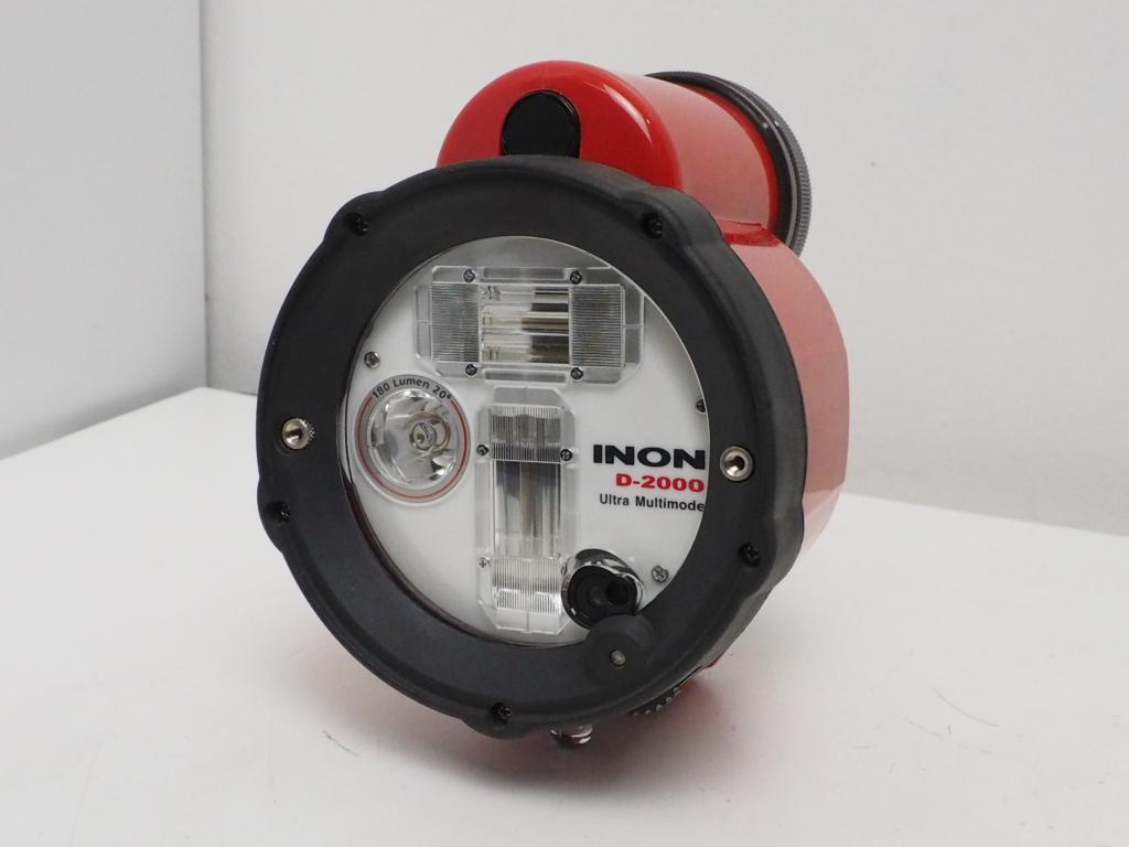 新品 INON イノン D-2000 Type4 水中ストロボ [AZS35156]
