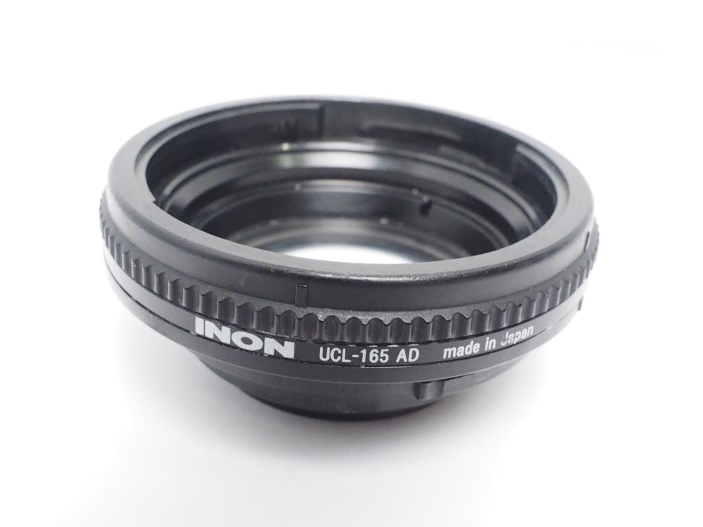 直輸入品激安 USED INON イノン クローズアップレンズ 35166 UCL-165AD 最安値挑戦