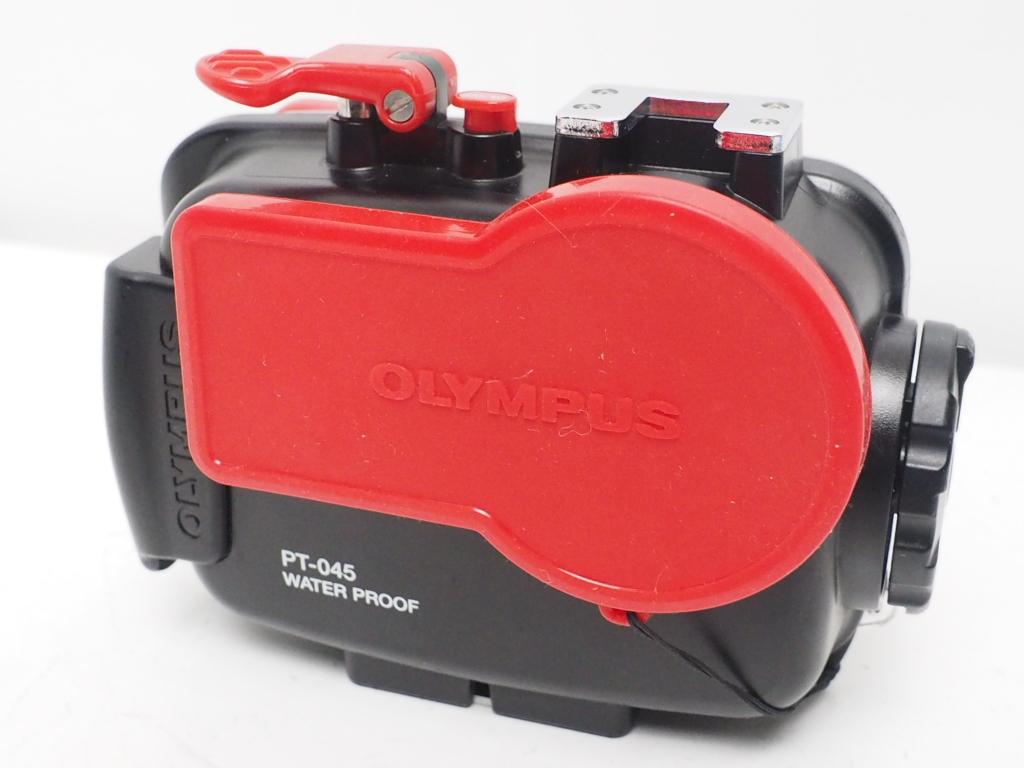 USED OLYMPUS オリンパス 出荷 PT-045 35489 ランクA 交換無料 ハウジング