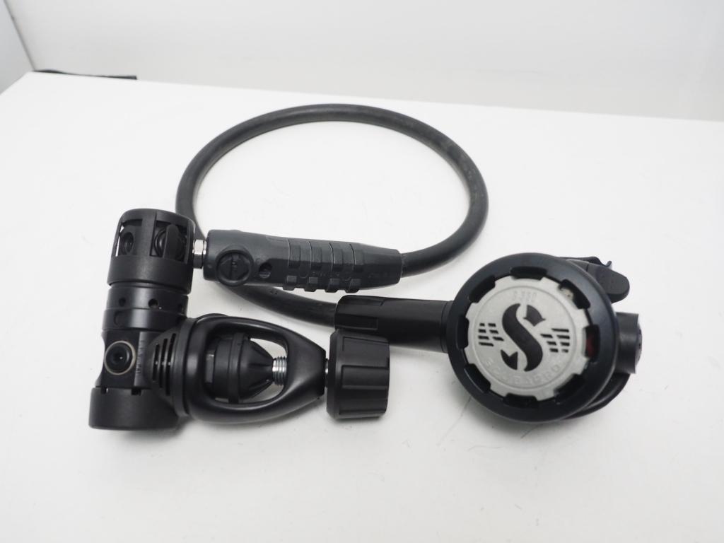 USED SCUBAPRO スキューバプロ MK20U.L/S6550 ULTRALIGHT ウルトラライト レギュレター OH済 ランクAA [35538]