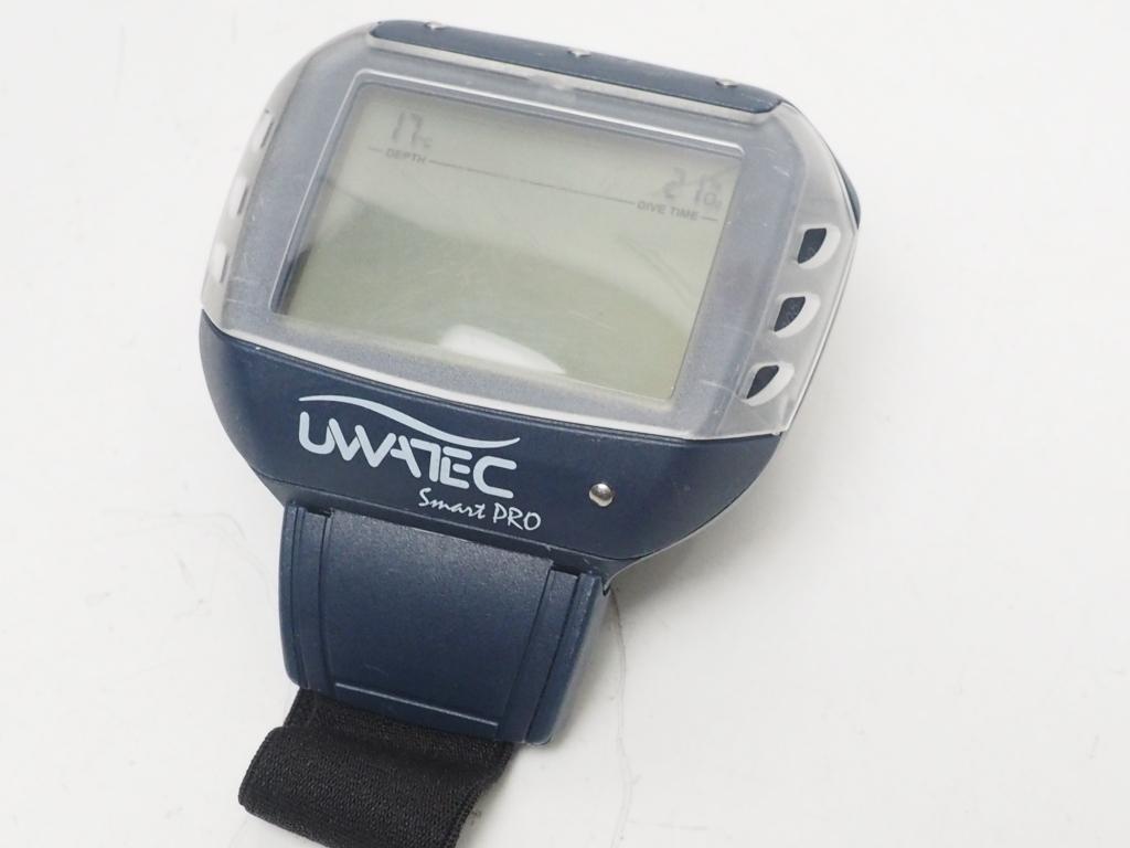 USED SCUBAPRO/UWATEC スキューバプロ/ウワテック SMART PRO スマートプロ ダイブコンピュータ [36250]