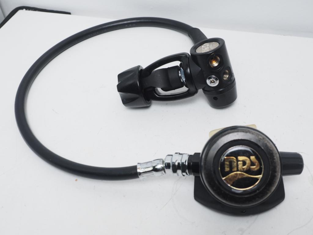 USED NDS ポレスター2 POLESTAR レギュレター スイベルジョイントホース仕様 [36647]