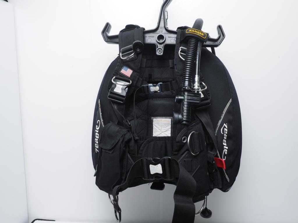 USED ZEAGLE ジーグル RANGER レンジャー BCジャケット バックフロート サイズ:S [36615]