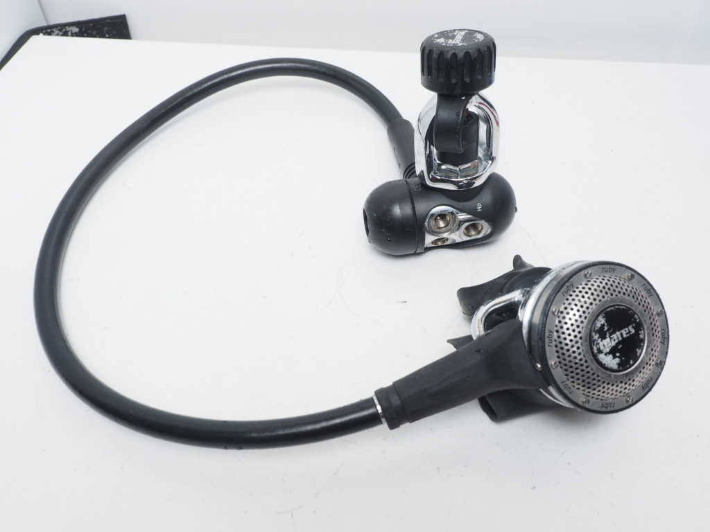 USED MARES マレス MR-16RUBY/RUBY ルビー レギュレター 日本限定モデル [36732]