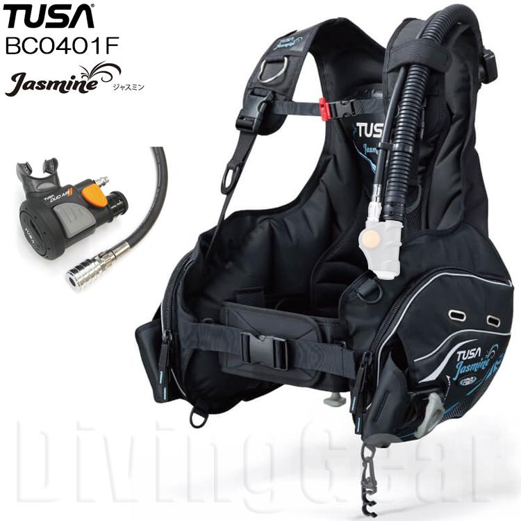 TUSA(ツサ) BC0401F JASMINE ジャスミン [Duo Air II装備モデル] 女性専用BCジャケット