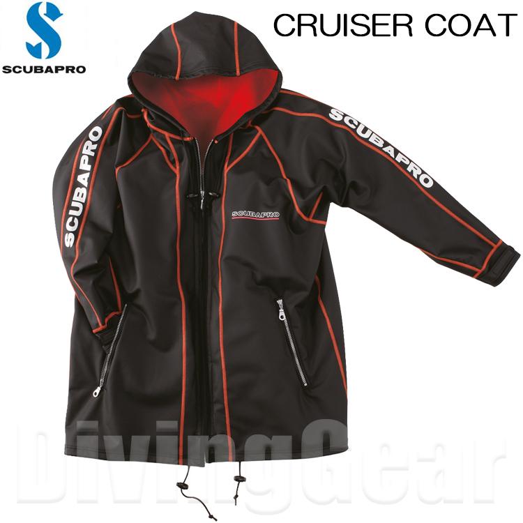 SCUBAPRO(スキューバプロ) CRUISER COAT クルーザーコート