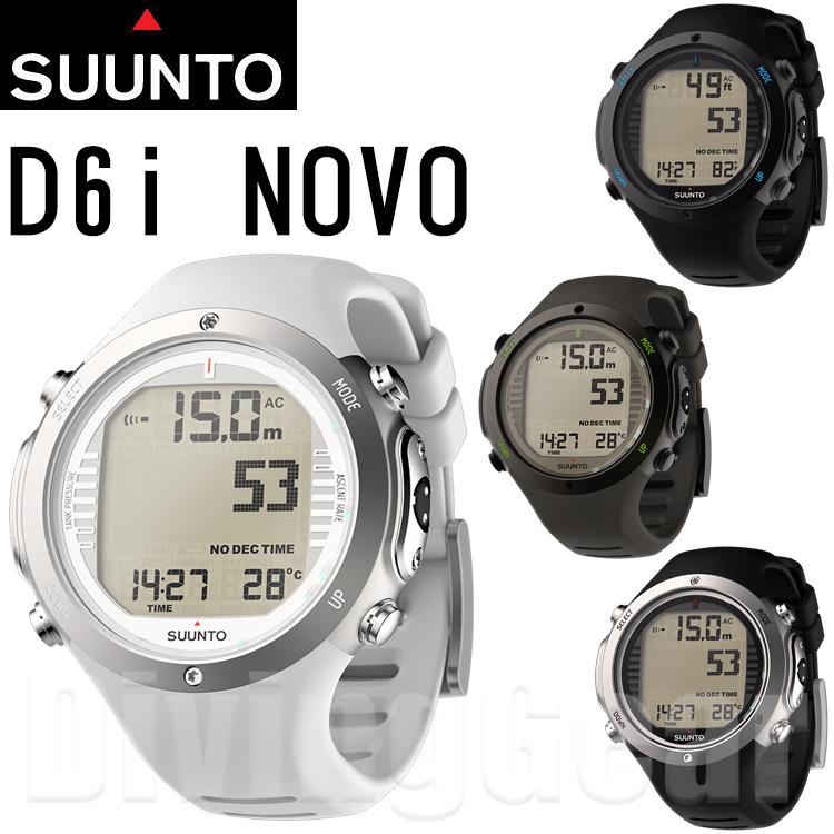 SUUNTO(スント) D6i NOVO(ノボ) ダイブコンピューター