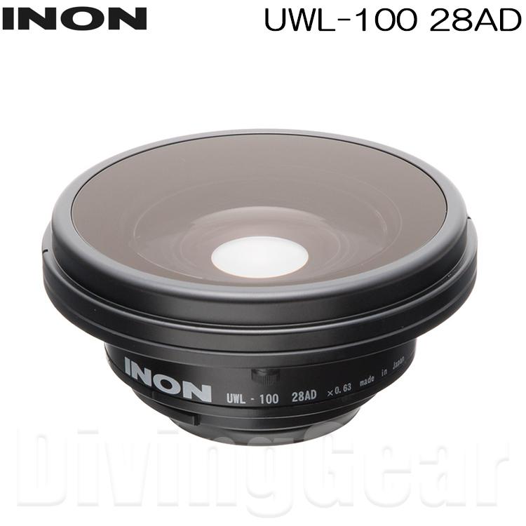 INON(イノン) UWL-100 28AD ワイドコンバージョンレンズ