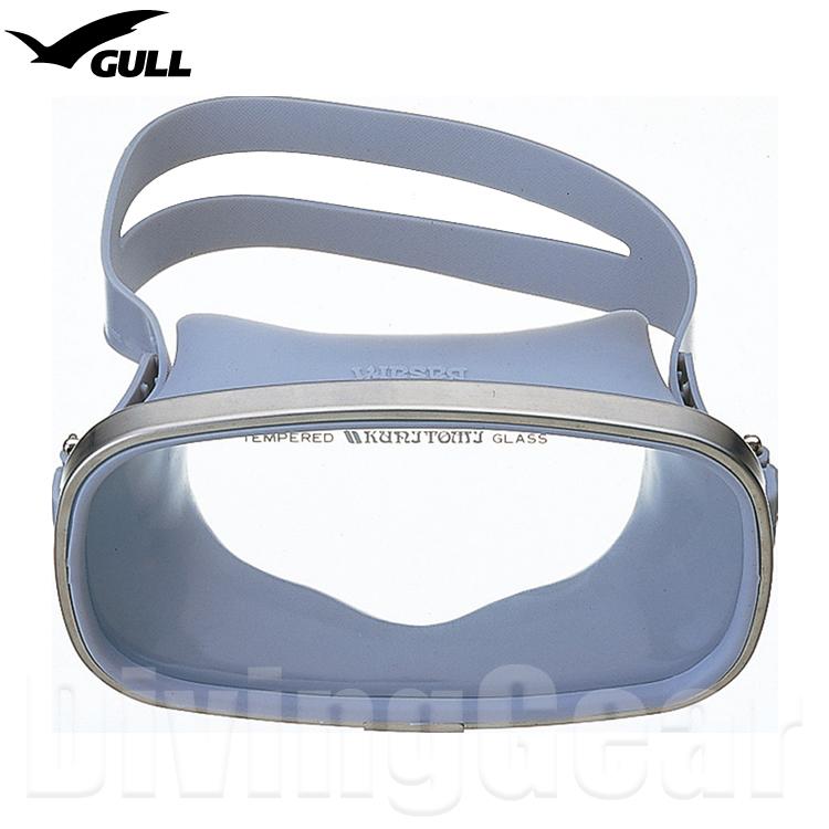 GULL 爆買い新作 35%OFF ガル バサラ シリコンマスク BASARA SILICON ゴーグル フリーダイビング MASK 素潜り 水中メガネ