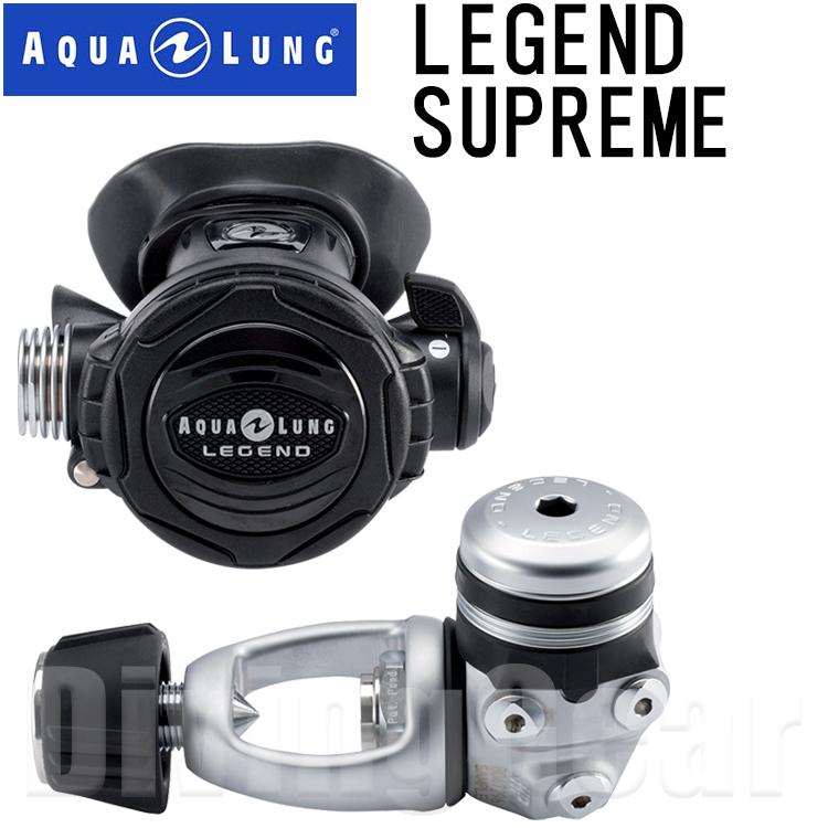 【本日特価】 AQUA LUNG(アクアラング) LEGEND LUNG(アクアラング) Supreme シュープリーム レジェンド AQUA シュープリーム レギュレーター, 日本マタニティフィットネス協会:cbc14ff1 --- demo.merge-energy.com.my