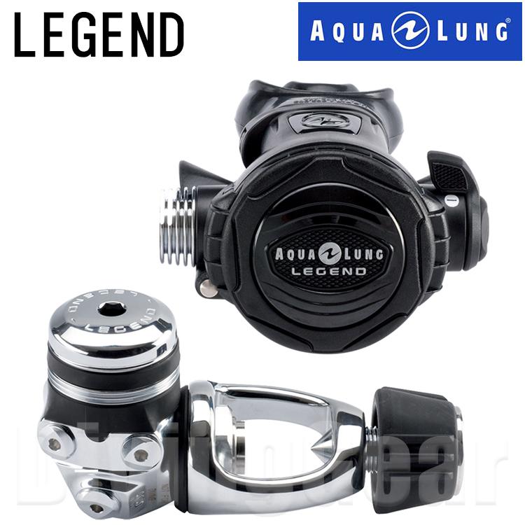 AQUA LUNG(アクアラング) LEGEND レジェンド レギュレーター