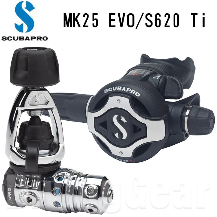 人気特価 SCUBAPRO(スキューバプロ) Ti MK25EVO/S620 12-620-000 レギュレーター MK25EVO/S620 Ti レギュレーター, ワイシャツのプラトウ:ea7de8a8 --- clftranspo.dominiotemporario.com